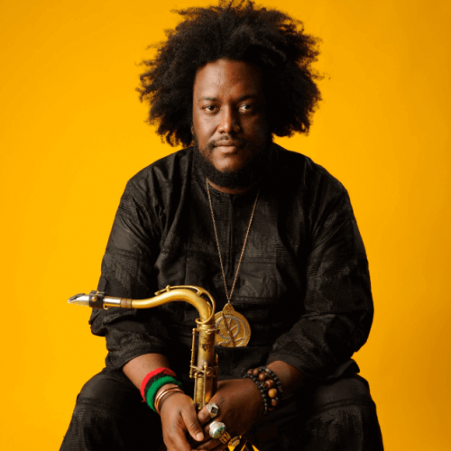 Kamasi Washington, Saxophonist