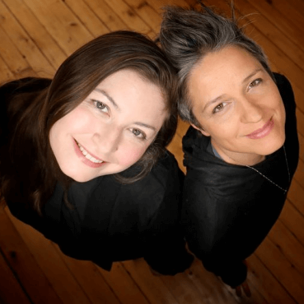 Allison Miller and Carmen Staaf, Musicians