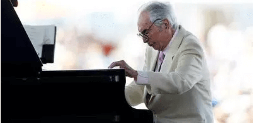 Dave Brubeck Final Performance in 2010