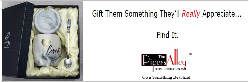 The Pipers Alley.Com Ad
