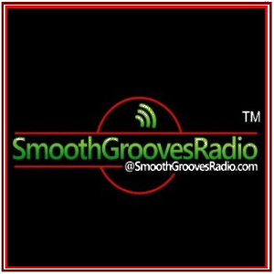 SmoothGroovesRadio Logo Sq/Transp